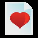 document,favourite,file icon