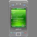 cell phone, eten, mobile phone, handheld, glofiish, smart phone, eten glofiish x500, smartphone icon