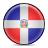 flag, republic, dominican icon