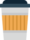coffee, cup, glass, drink, tea icon