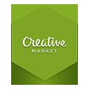 Creative, Market icon