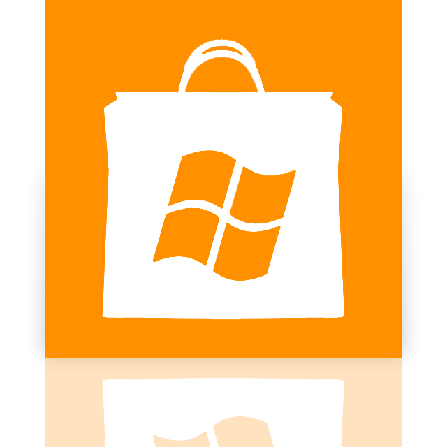 windows, store, mirror icon