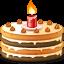 Cake, Emot icon