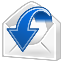 sender, mail, response, letter, reply, envelop, message, email icon