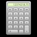 calculator, calc, calculation icon