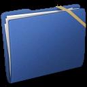 Elastic Generic Blue icon