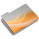 powerpoint, files icon
