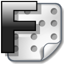 source, f icon