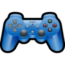 sony,playstation,blue icon