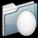 egg,folder,graphite icon