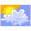 weather, sun, cloud, climate icon
