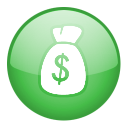 money, currency, cash, coin icon