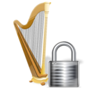 lock,recyclebin,locked icon