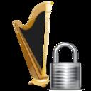 lock,recyclebin,locked icon