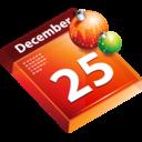 calendar,christmas,december icon