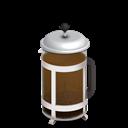 Coffee, Press icon