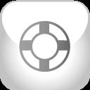grey, designfloat icon