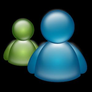 messenger, mac icon