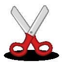 edit, cut icon