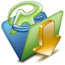 folder, shared, my shared icon