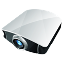 Projector, Slideshow icon