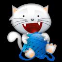 cat, animal icon