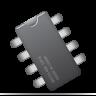 hardware, ram, memory icon