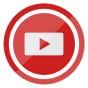 playsite, youtube, webplayer, streaming icon