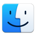 Apple Finder icon
