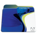 adobe,contribute,folder icon