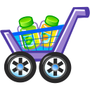 shopping cart, commerce, buy, cart, shopping icon