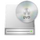 drive, disc, dvd icon