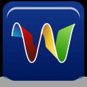 wave, google, google wave icon