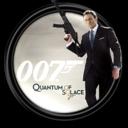 007 Quantum of Solace 1 icon