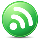 feed, subscribe, green, rss icon
