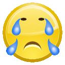 face,crying,emot icon