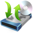 cd burner copy icon
