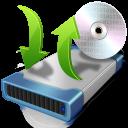 cd burner copy icon