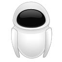 Invisible icon