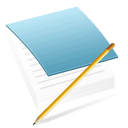 Apps Notepad icon