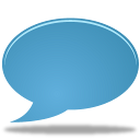talk chat, chat, talk, speak, comment icon