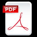file, pdf, adobe, paper, document icon