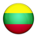 flag, lithuania, country icon