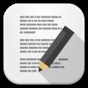 Apps Gedit B icon