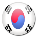korea,south,flag icon