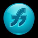 Macromedia hand MX icon