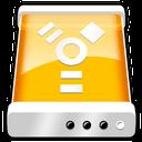 disk, firewire icon
