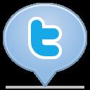 Chat, Speech, Talk, Twitter icon