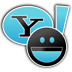 yahoomessage,ym icon
