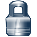 secure, lock icon